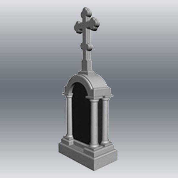 Гранитный памятник № 21