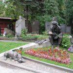 tomb_2008-09_Moskau_Friedhof_Nikulin