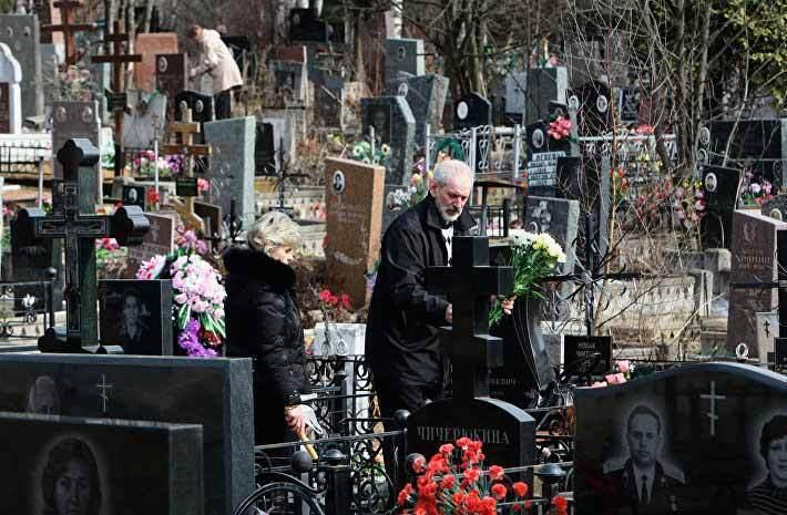 Завершено расширение Перепечинского кладбища