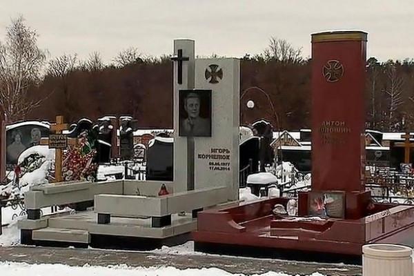 В Москве установлены памятники погибшим журналистам ВГТРК