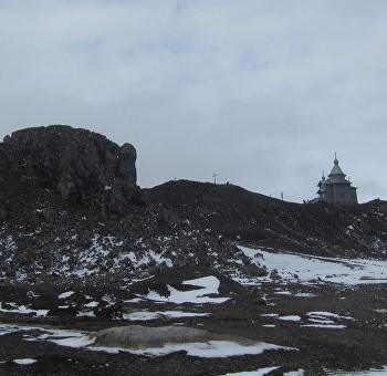 Реставрация кладбища на острове Буромского