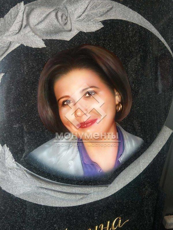 Цветной портрет Лабазиной